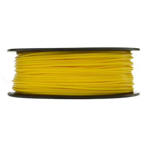 Prototype Supply 3.00mm PLA Yellow 3D Printing Filament, 1kg (2.2 pounds)