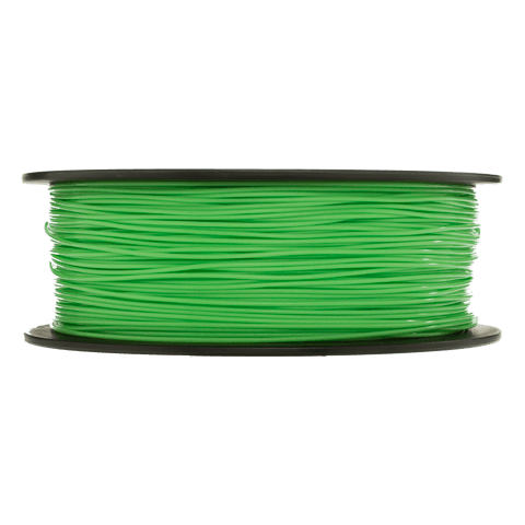 Prototype Supply 1.75mm PLA Yellow-Green 3D Printing Filament, 1kg (2.2 pounds)