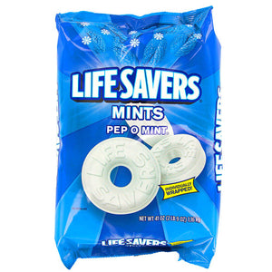 Lifesavers Pep O Mints