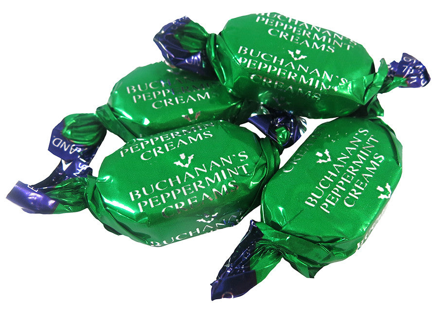 Buchanan's Peppermint Creams