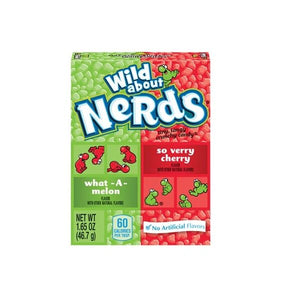 Nerds What-A-Melon & So Very Cherry