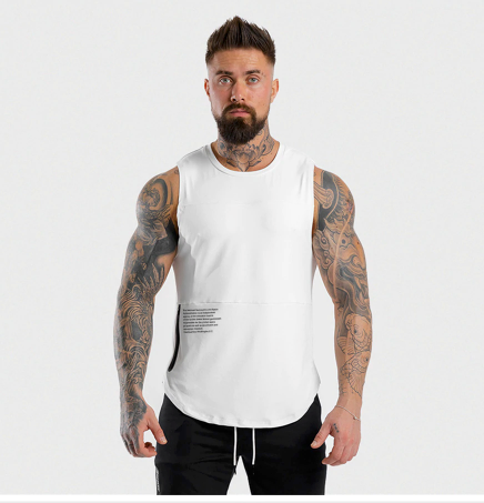 CQFitness Vest With Zipper