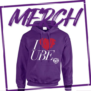 I Love Ube Sweater