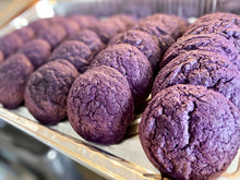 Load image into Gallery viewer, Ube Lengua Cookie Platter (Special Order)