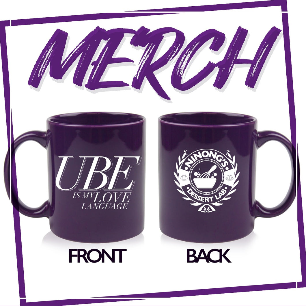 Coffee Mug - Ube is My Love Language