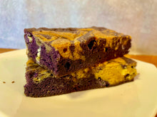 Load image into Gallery viewer, Ube Blondies