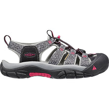 Load image into Gallery viewer, Women's Newport H2 Black/Bright Rose