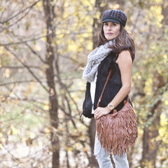Savanah S.- (Lithyc Ren Crossbody Bag)