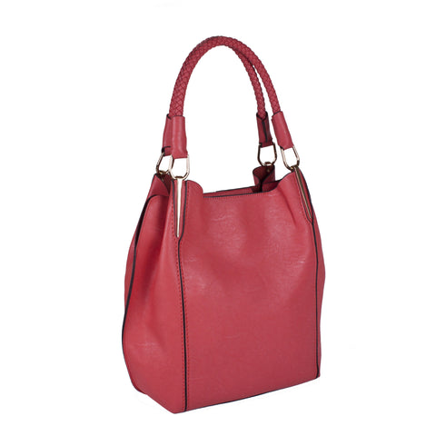 """MARCEL"" 2-IN-1 TOTE handbag by lithyc"