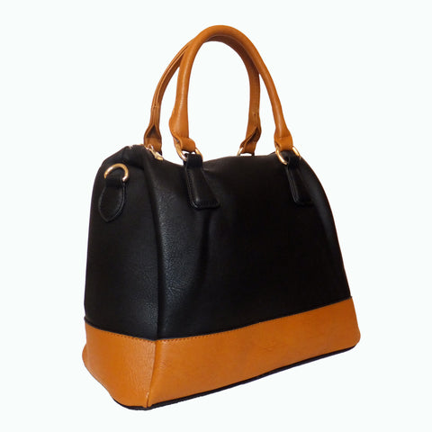 """NUALA"" COLORBLOCK satchel by lithyc - lithyc.com"