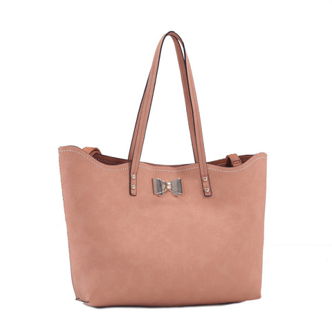 """PREMIERE"" 2-IN-1 TOTE Handbag by lithyc - lithyc.com"