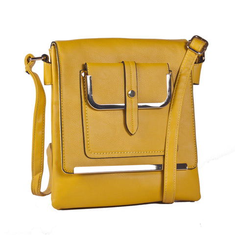 """MOLLY""  Snap Closure CROSSBODY by Lithyc - lithyc.com"