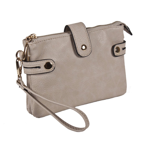 'MORGAN' WRISTLET CROSSBODY by lithyc - lithyc.com