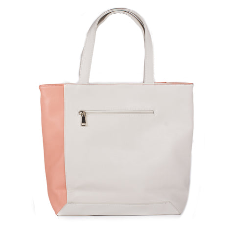 "Katie Q ""Valiant"" Color Block Tote - lithyc.com"