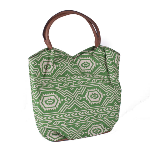 Bueno 2-in-1 'Lucy' Aztec Canvas Tote - lithyc.com