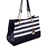 Bueno 'Monochrome' East / West Tote