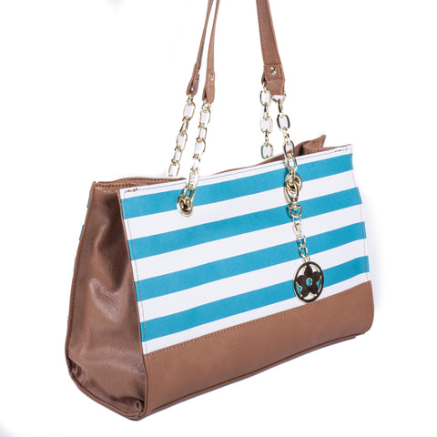 Bueno Tina East/ West Tote