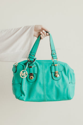 "Michael Michelle ""Rachel"" Satchel Bag"