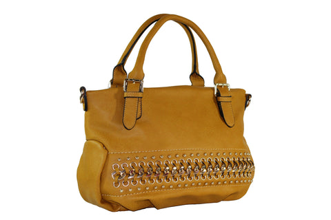 Michael Michelle 'Harper' Satchel Bag - lithyc.com
