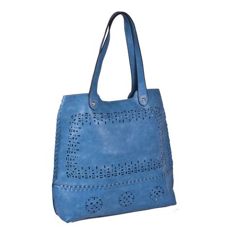 """JANETTE"" 2-IN-1 TOTE Handbag by lithyc"