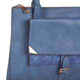 Jolene Tote Handbag by lithyc