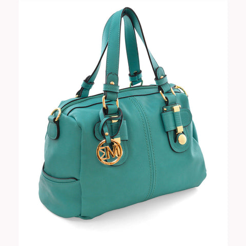 "Michael Michelle ""Rachel"" Satchel Bag - lithyc.com"