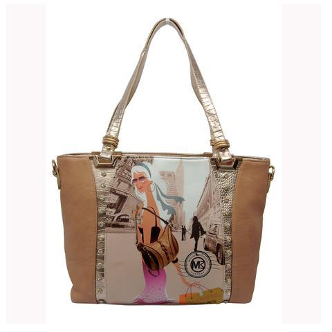 "Michael Michelle 'Angelica"" Tote Bag For Women - lithyc.com"