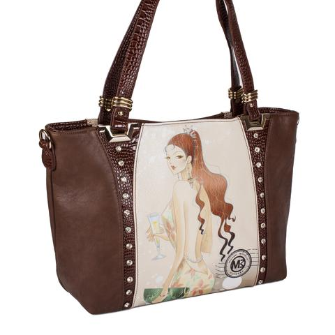 Michael Michelle 'Tatiana' Tote Bag For Women - lithyc.com