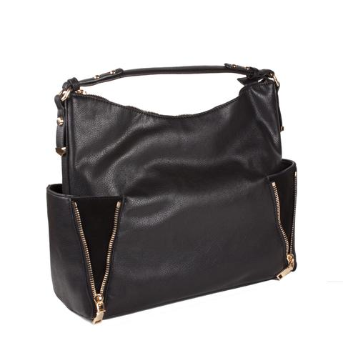 Moda Luxe 'Daytona' Leather Shoulder Bag - lithyc.com