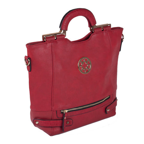 """TAYLOR"" MEDIUM SATCHEL by lithyc - lithyc.com"