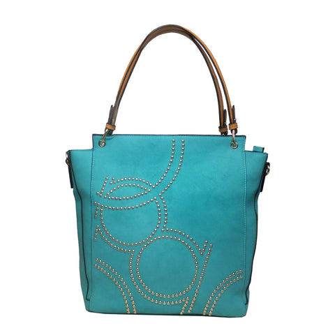 """LAYLA"" SHOULDER TOTE handbag by lithyc"