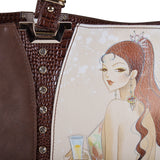 Michael Michelle 'Tatiana' Tote Bag For Women