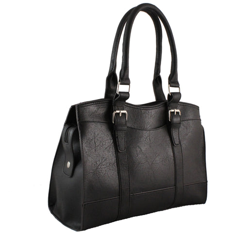 "Bueno ""Hamilton"" Structured Satchel"