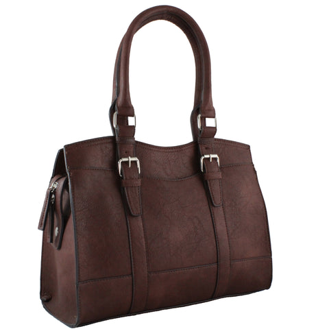 "Bueno ""Hamilton"" Structured Satchel - lithyc.com"