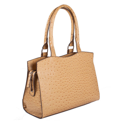 "Bueno ""Tegan"" Vegan Leather Satchel Handbag"