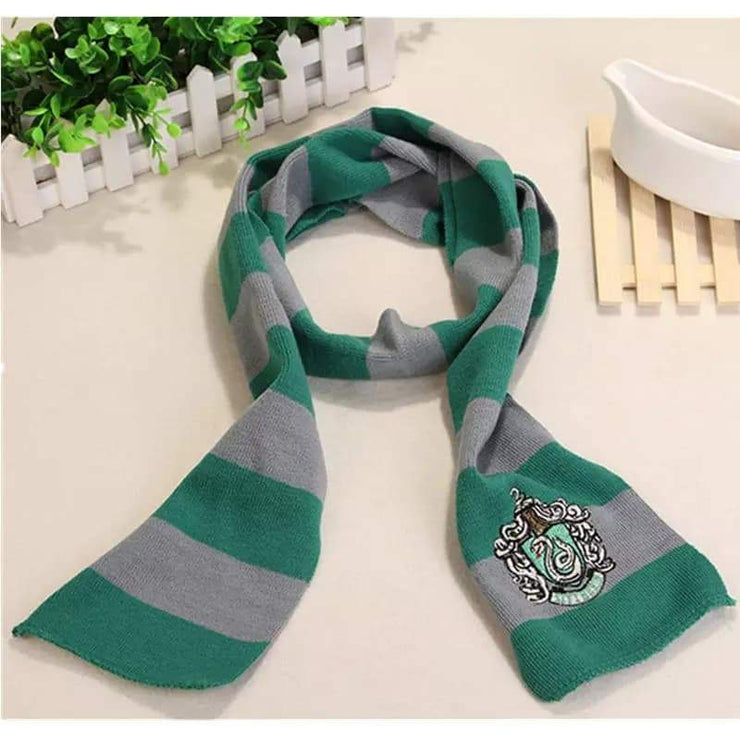 Bufanda Casa Slytherin Harry Potter