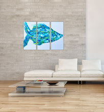 "Load image into Gallery viewer, ""Trigger Fish"""