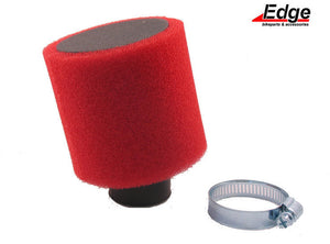 Powerfilter Edge 28/35mm 30grd - rood - FABBO