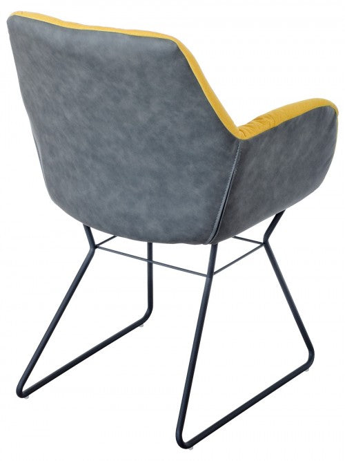 Leyton Two-tone Chair