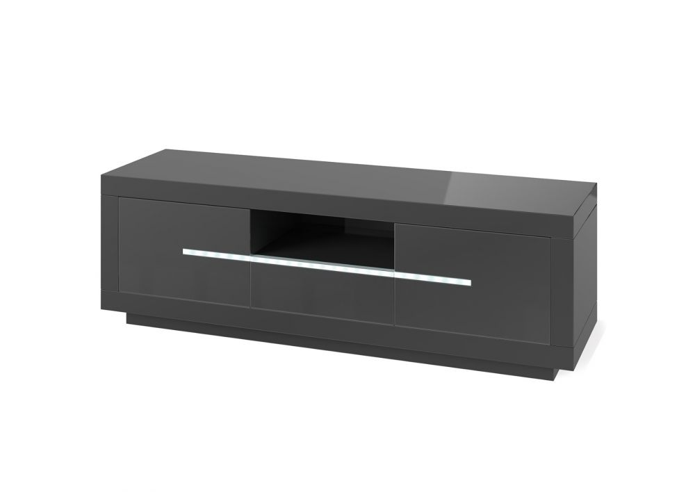 Monaco Entertainment Unit With LED