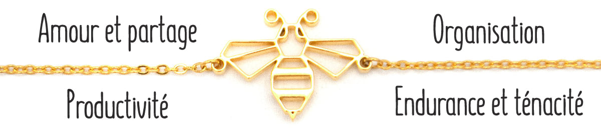 abeille animal totem