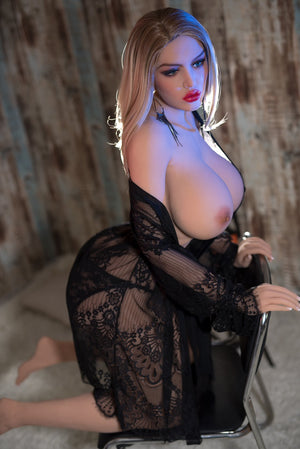6YE 168cm N cup huge breast blonde sex Valora - lovedollshop
