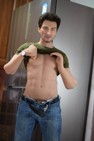 6YE 170cm silicone male sex doll Karl - lovedollshop