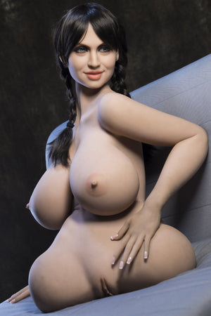 High Quality Adult Toy Big Breast Big Ass Vagina Anus Female Half Doll Torso | Martha