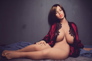 Dream Lover Brenda big breast slim waist sex doll silicone  tpe for men adult toys sex