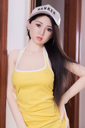 AF 163cm medium breast yellow sports sex doll Kexing - lovedollshop