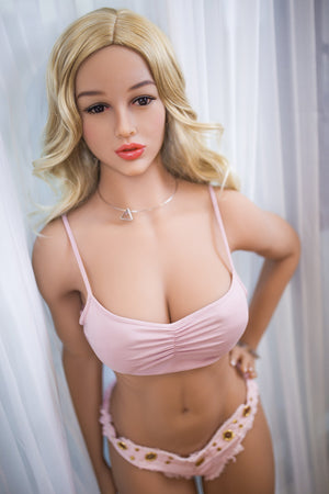AS doll 166cm B-Cup real sex doll Ledia - lovedollshop