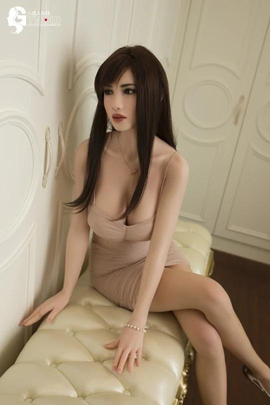 Gynoid Model 10 172cm curvy Love Sex Doll Lihui - realdollshops.com