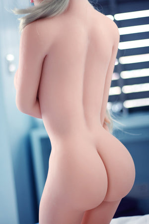 JY 100cm big breasts mini blond hair sex doll -Firide - lovedollshops.com