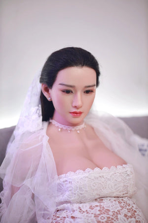 JY 160cm Pregnant Love Doll with Silicone Head Frida - realdollshops.com